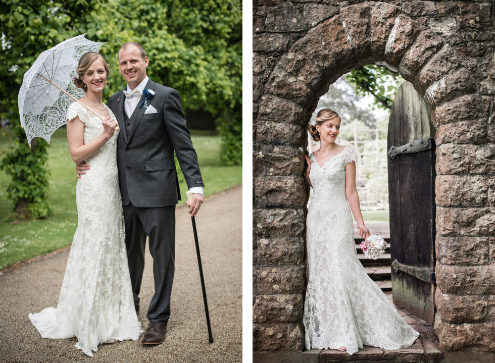 Kat & Mike wedding St Fagans duo 4