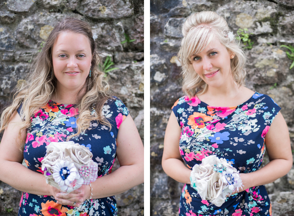 Kat & Mike wedding St Fagans duo 6