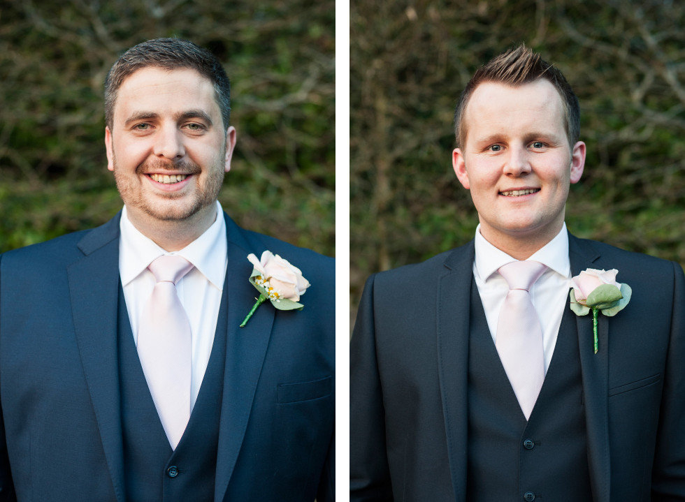 Rebecca & Owen wedding Caer Llan duo 19