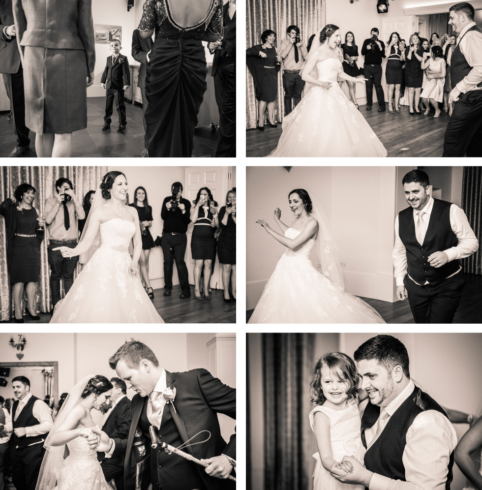 Rebecca & Owen wedding Caer Llan duo 25
