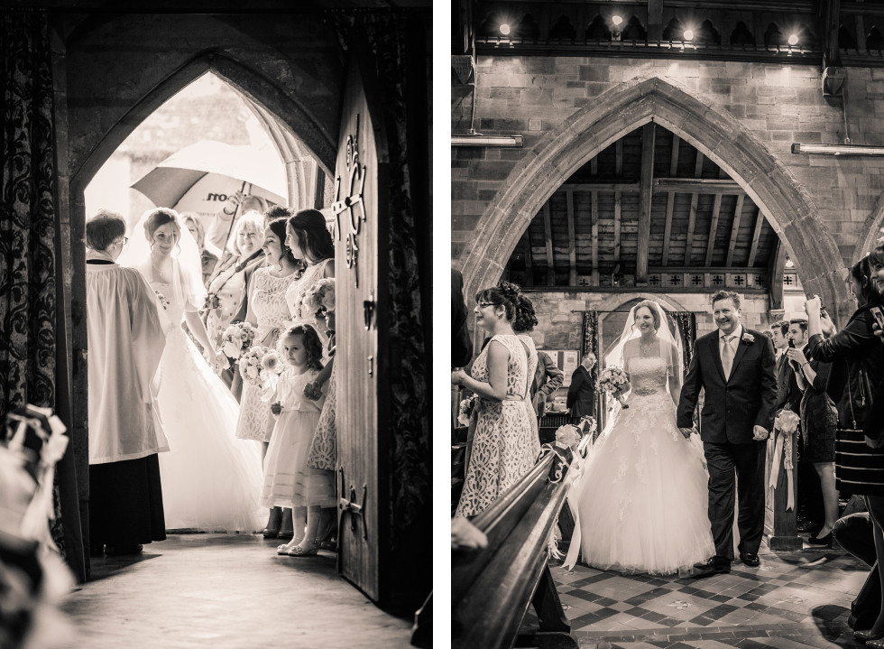 Rebecca & Owen wedding Caer Llan duo 9