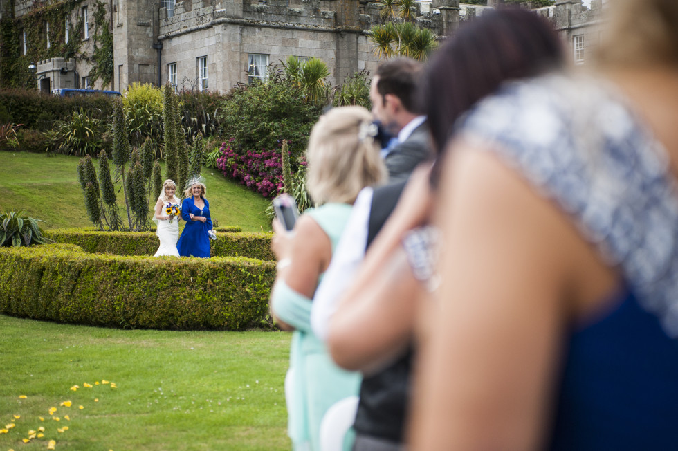 Nicola & Elliot Tregenna Castle St Ives wedding-35
