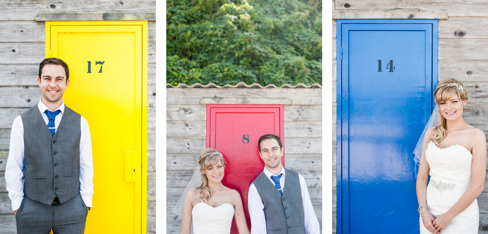 Nicola & Elliot Tregenna Castle St Ives wedding duo 13