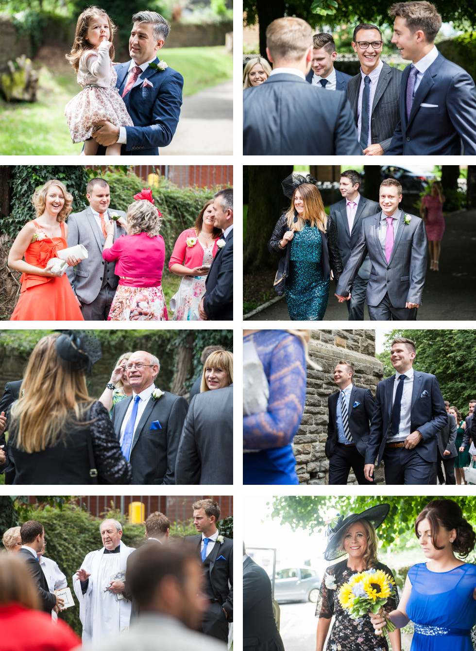 Sarah & Matt wedding Bryn Meadows collage 2