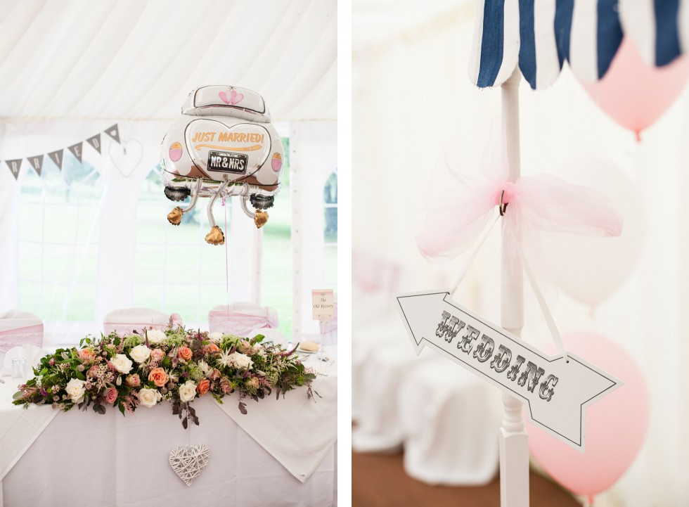 Becky & Jay wedding Old Rectory Crickhowell duo 21