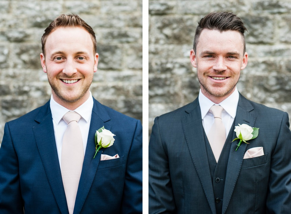 Siobhan & Jason St Augustines Penarth Park Plaza Cardiff wedding duo 3