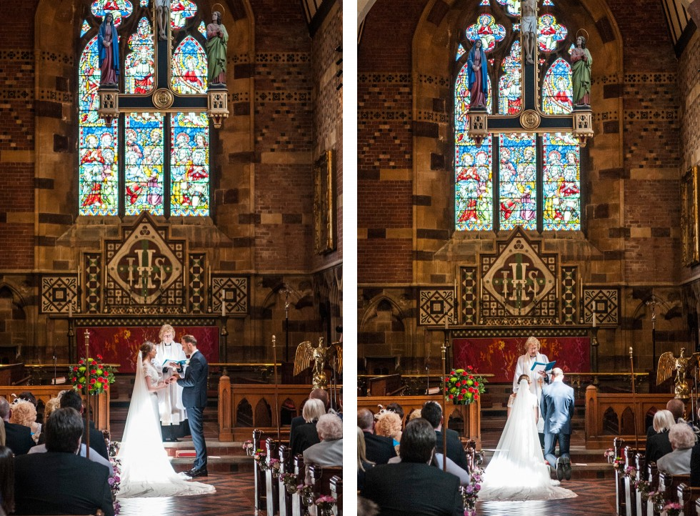 Siobhan & Jason St Augustines Penarth Park Plaza Cardiff wedding duo 6