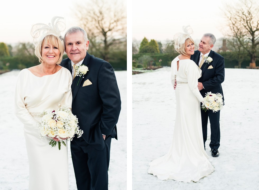Lynda & Paul wedding Goldstone Hall duo 8