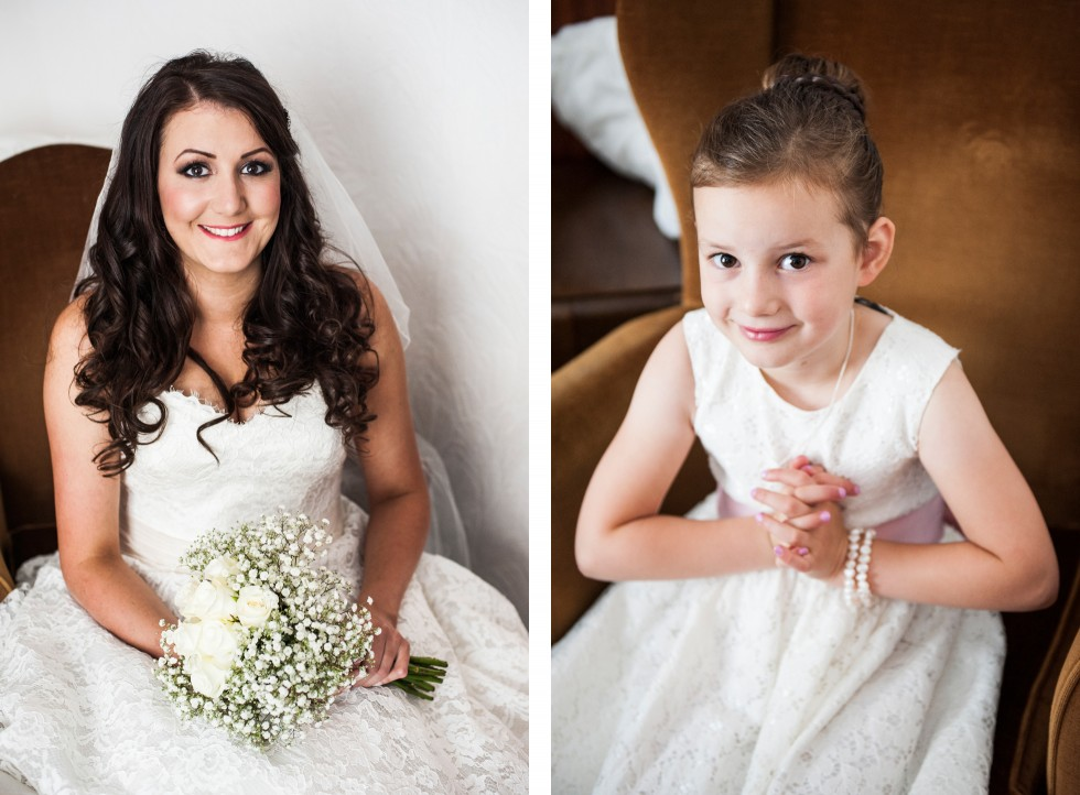 Tracey & Neil wedding St Woolos Cathedral Newport duo 2